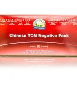 Nature's Sunshine Chinese Negative