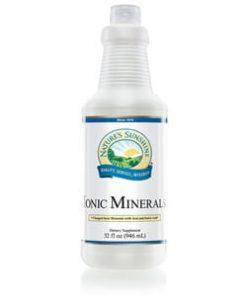 Nature's Sunshine Ionic Minerals