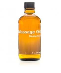 Nature's Sunshine Massage Oil