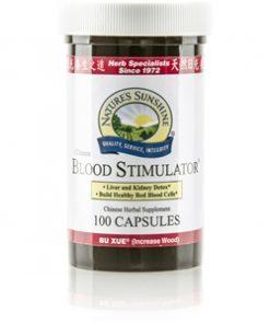 Nature's Sunshine Blood Stimulator