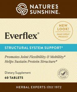 Nature's Sunshine Everflex Label