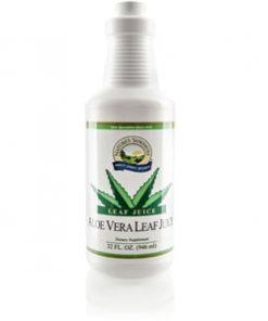 Nature's Sunshine Aloe Vera Whole Leaf Juice