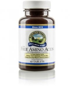 Nature's Sunshine Free Amino Acids