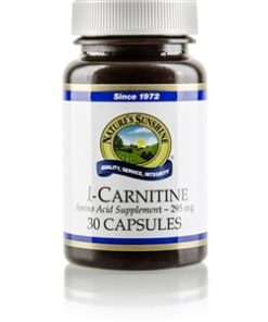 Nature's Sunshine L-Carnitine