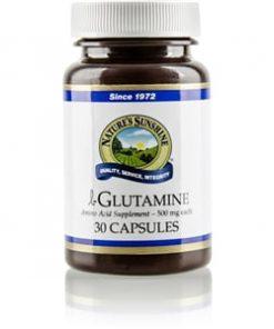 Nature's Sunshine L-Glutamine