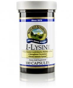 Nature's Sunshine L-Lysine