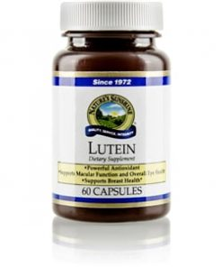 Nature's Sunshine Lutein