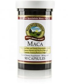 Nature's Sunshine Maca