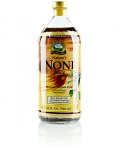 Nature's Sunshine Nature's Noni Label