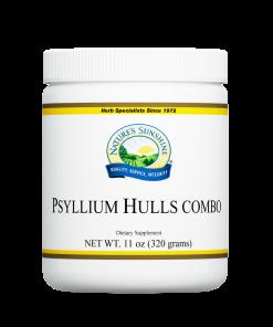 Nature'sSunshine Pshyllium Hulls Combinatin