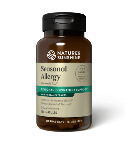 Nature's Sunshine Seasonal Allergy