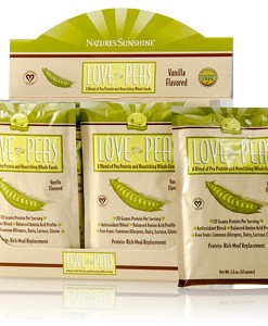 love and peas samples