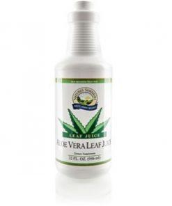 Nature's Sunshine Aloe Vera Leaf Juice