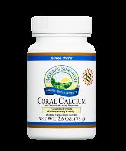 Nature's Sunshine Coral Calcium
