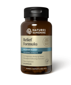 Nature's Sunshine Relief Formula